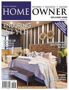South African Home Owner – August 2020