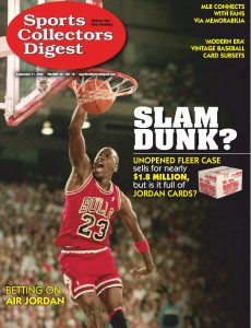 Sports Collectors Digest – September 11, 2020