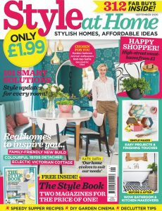 Style at Home UK – September 2020