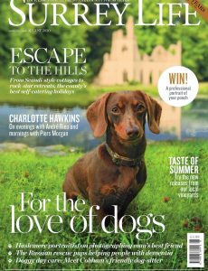 Surrey Life – August 2020