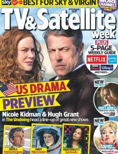 TV & Satellite Week – 08 August 2020
