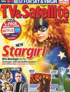 TV & Satellite Week – 15 August 2020