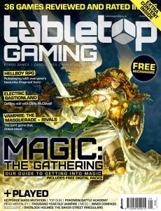 Tabletop Gaming – Issue 46 – September 2020