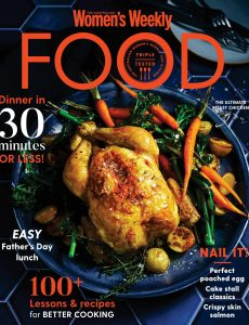 The Australian Women's Weekly Food – August 2020