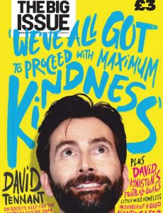 The Big Issue – August 31, 2020