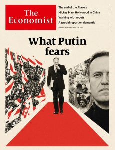 The Economist Asia Edition – August 29, 2020