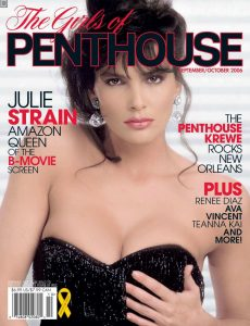 The Girls of Penthouse – September-October 2006