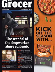 The Grocer – 08 August 2020