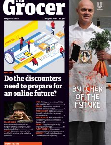 The Grocer – 22 August 2020