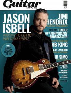 The Guitar Magazine – September 2020