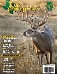 The Journal of the Texas Trophy Hunters – September-October 2020