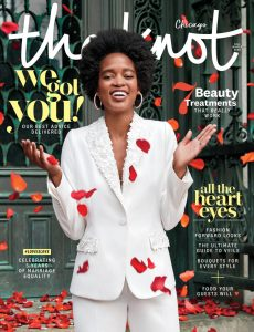 The Knot Chicago Weddings Magazine – July 2020