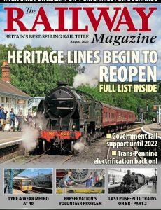 The Railway Magazine – August 2020