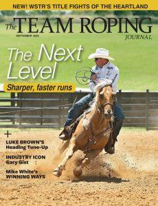 The Team Roping Journal – September 2020