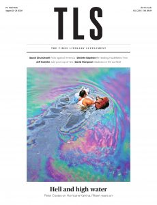 The Times Literary Supplement – 21 August 2020