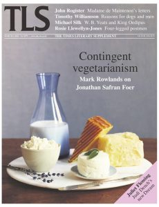 The Times Literary Supplement (TLS) – 5 March 2010