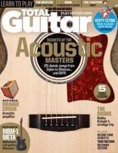 Total Guitar – Summer 2020