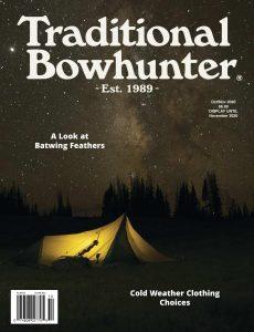 Traditional Bowhunter – October-November 2020