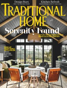 Traditional Home – Fall 2020