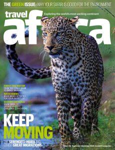 Travel Africa – September-November 2020