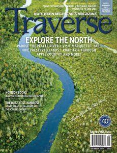 Traverse, Northern Michigan's Magazine – September 2020