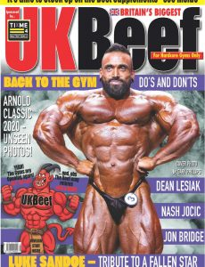 UK Beef – Issue 112 – September 2020