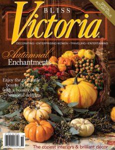 Victoria – October 2020