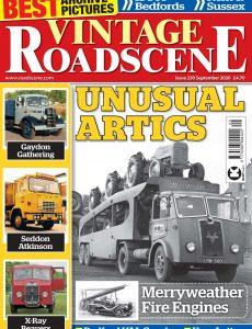 Vintage Roadscene – Issue 250 – September 2020