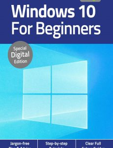 Windows 10 For Beginners – No5 August 2020