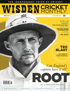 Wisden Cricket Monthly – September 2020