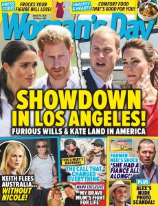 Woman's Day New Zealand – August 10, 2020