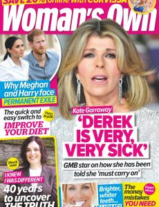 Woman's Own – 10 August 2020