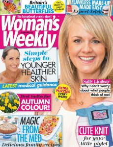 Woman's Weekly UK – 25 August 2020