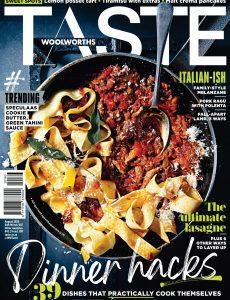 Woolworths Taste – August 2020