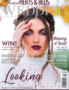 Your Herts & Beds Wedding – August-September 2020