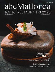 abcMallorca Magazine – Top 101 Restaurants 2020