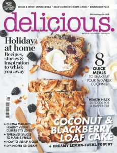 delicious UK – August 2020