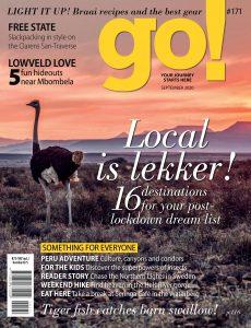 go! South Africa – September 2020