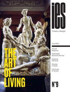 ies Trieste Lifestyle – Giugno 2020 (The Art of Living)