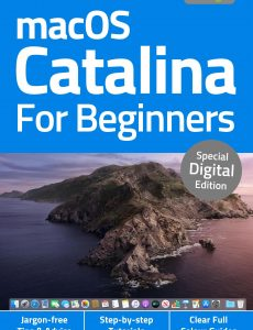 macOS Catalina For Beginners – No5, August 2020