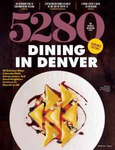 5280 Magazine – October 2020