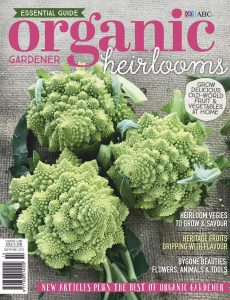 ABC Organic Gardener Magazine Essential Guides – September 2020