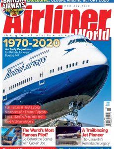 Airliner World – October 2020