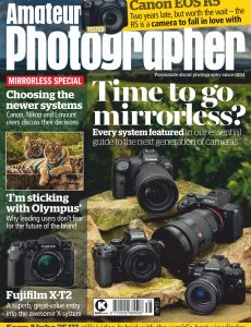 Amateur Photographer – 19 September 2020