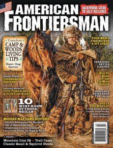 American Frontiersman – September 2020