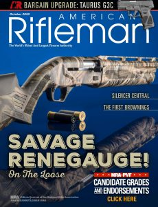 American Rifleman – October 2020