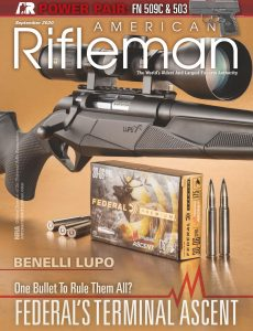 American Rifleman – September 2020