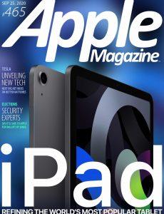 AppleMagazine – September 25, 2020
