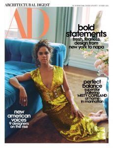 Architectural Digest USA – October 2020