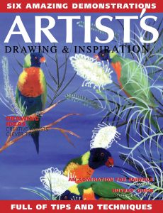 Artists Drawing & Inspiration – September 2020